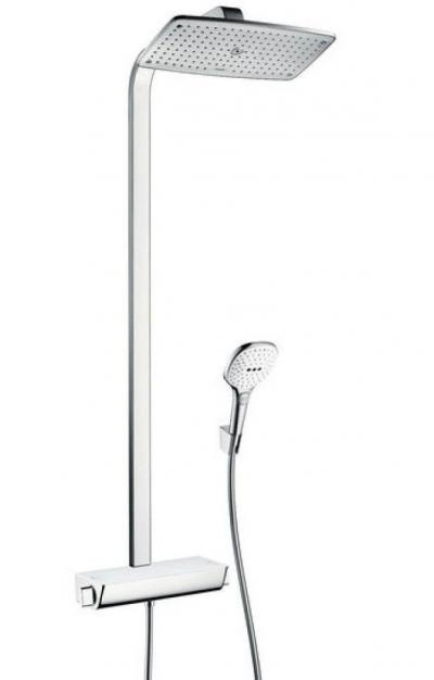 Душевая стойка Hansgrohe Raindance Select E 360 27112000 Showerpipe